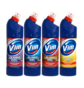 A bottle of VIM
